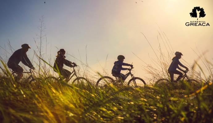 Excursie bicicleta